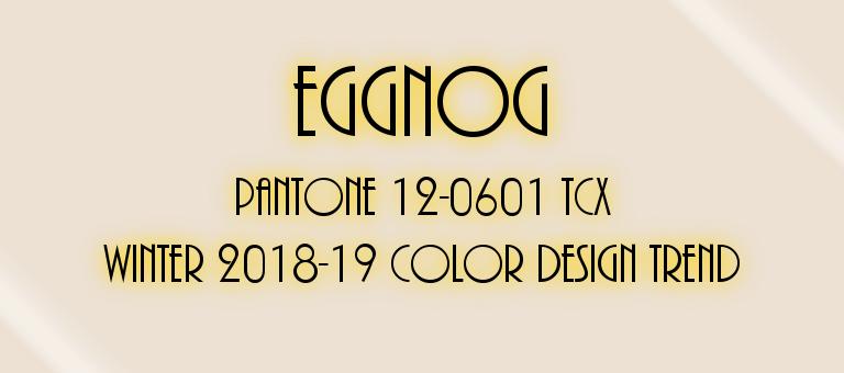 Eggnog Pantone 12-0601