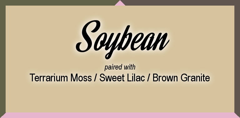 Pantone Spring 2019 Color Palette: Soybean