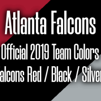 Your Favorite NFL Team's Pantone Colors | NFC South + NFC West