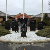 Memorial Day: Visiting the Veterans Memorial Home in Paramus, NJ