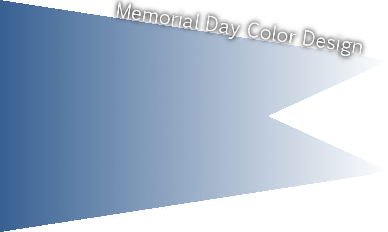 Memorial Day official color star sapphire