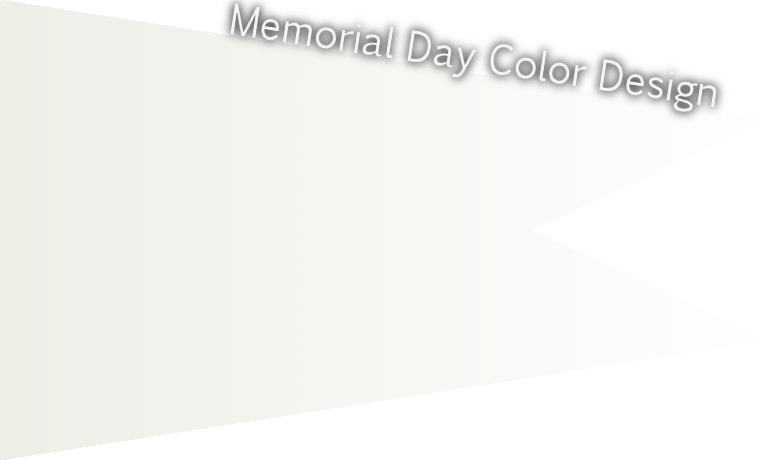 Memorial Day official color star white