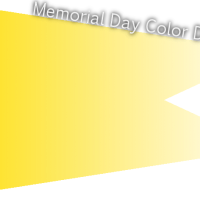 Memorial Day Official Colors + Design Ideas