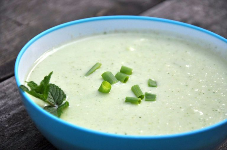 Cold soup recipe