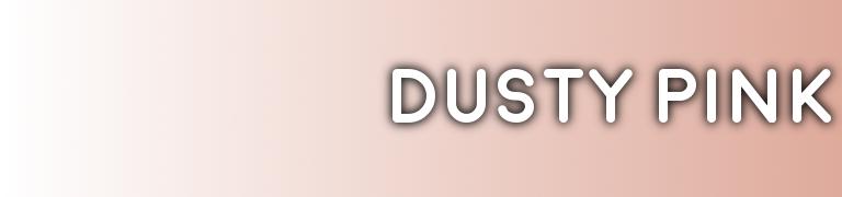 PANTONE Dusty Pink