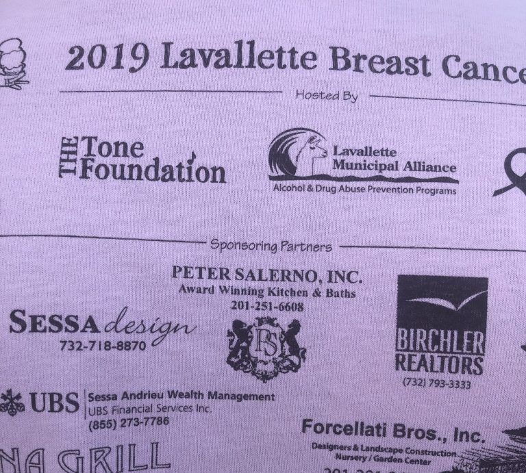 2019 Lavallette Breast Cancer Walk photo