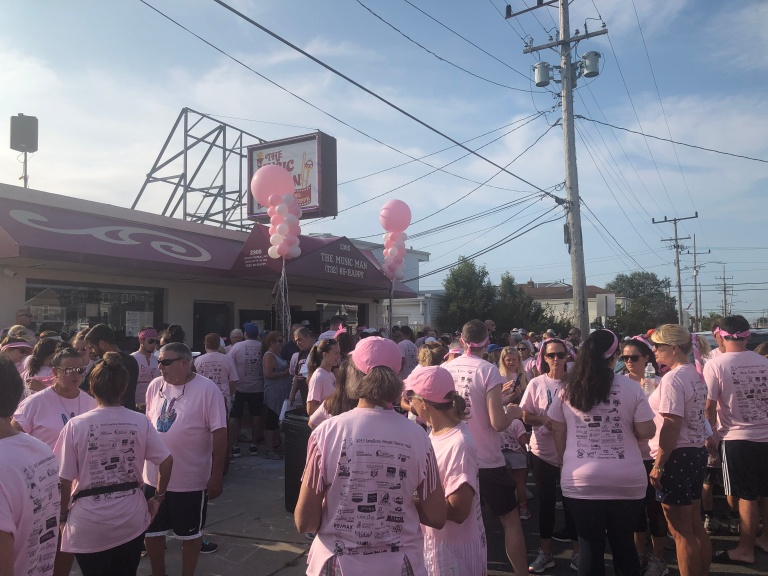 2019 Lavallette Breast Cancer Walk photo