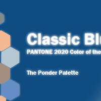 Best Classic Blue Color Palette | PANTONE 2020 Color of the Year
