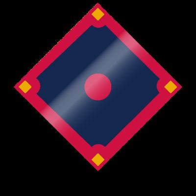Official 2020 team colors, MLB Major League Baseball Pantone Hex Atlanta Braves