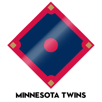 Official 2020 team colors, MLB Major League Baseball Pantone Hex Minnesota Twins