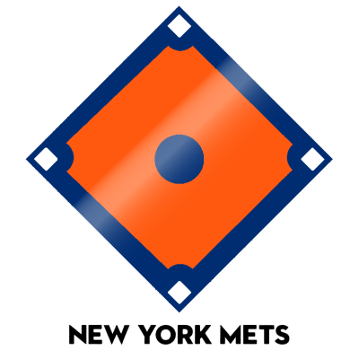 Official 2020 team colors, MLB Major League Baseball Pantone Hex New York Mets